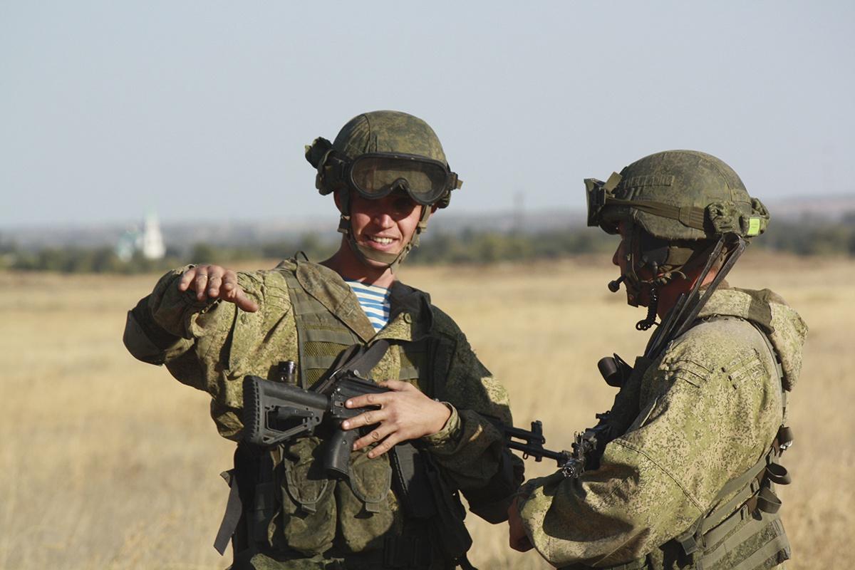 Минобороны РФ решило увеличить число резервистов в российской армии.