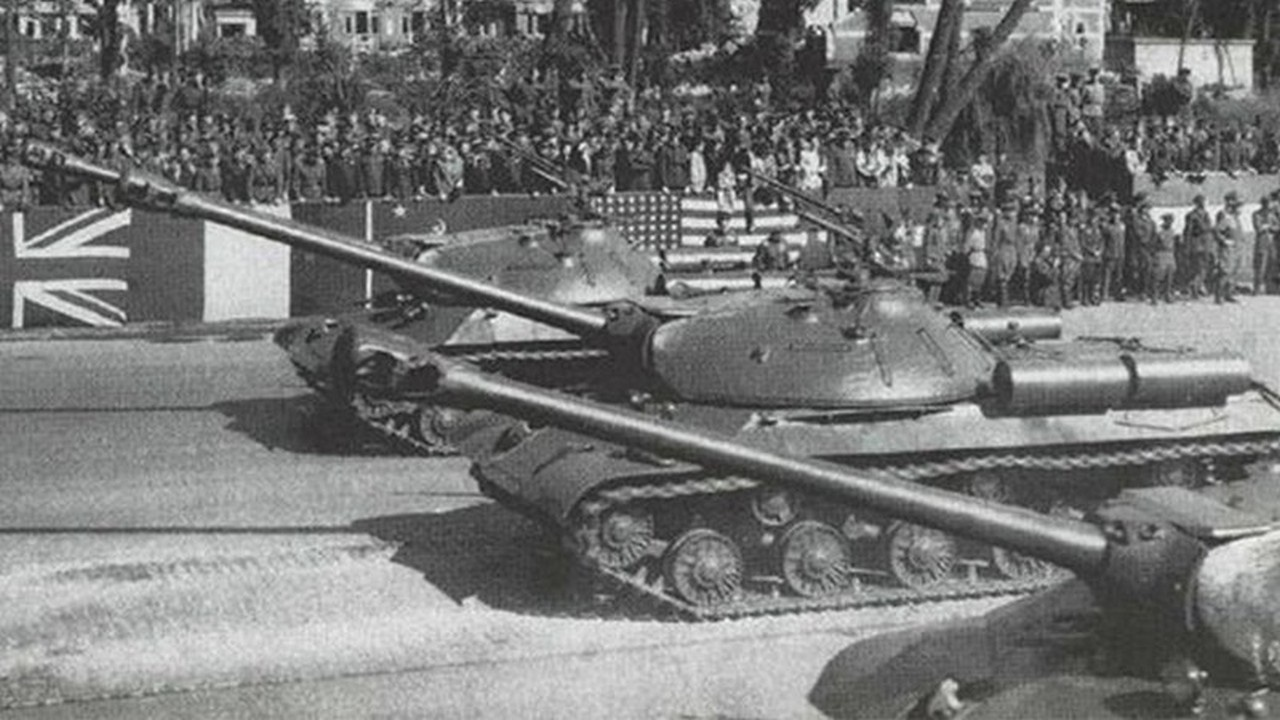 ИС-3 - танк геополитического назначения