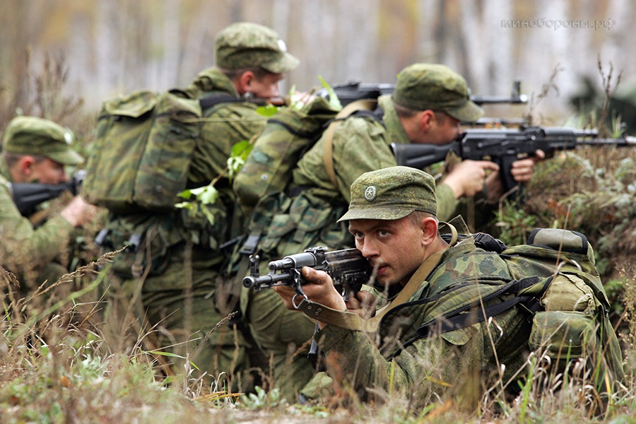 Резервисты привлекаются к мероприятиям подготовки ВС РФ с 2016 года.