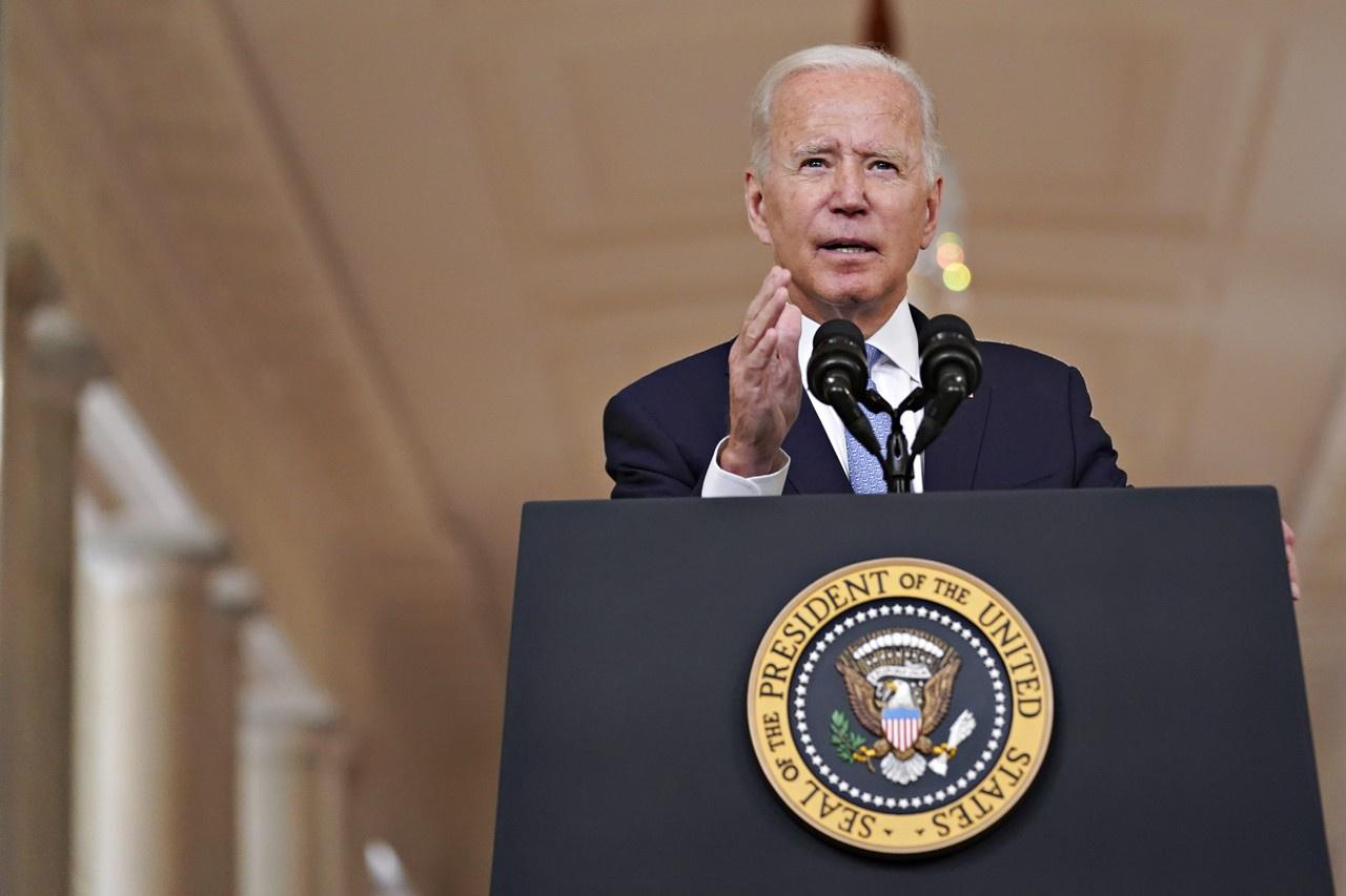 31 августа президент США Джозеф Байден выступил с обращением к нации по итогам вывода американских войск из Афганистана.