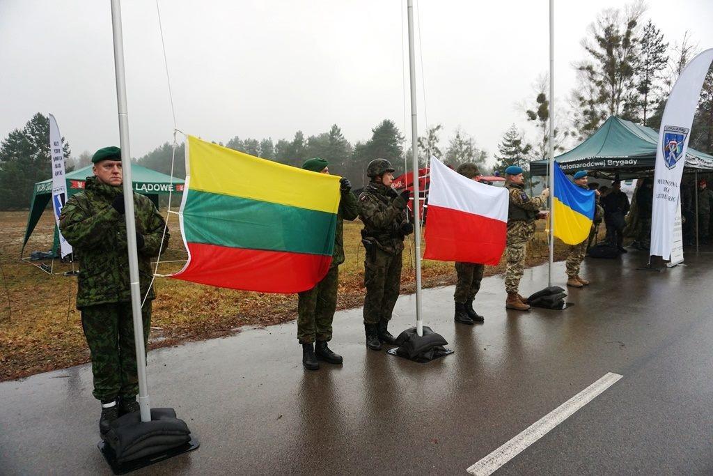 Литовско-польско-украинская бригада существует только на бумаге и в воспалённых умах.