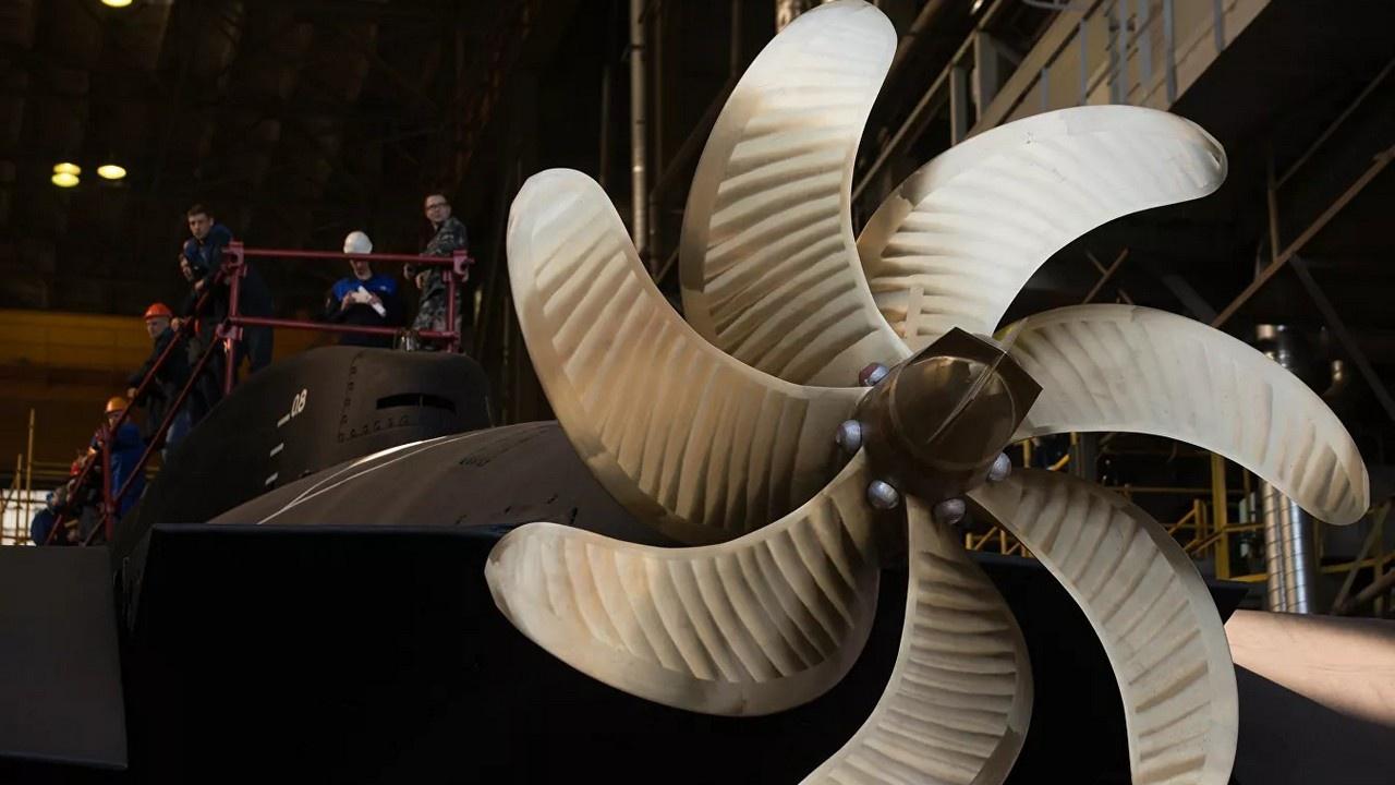 «Суррогат» имитирует подводную лодку при помощи акустики