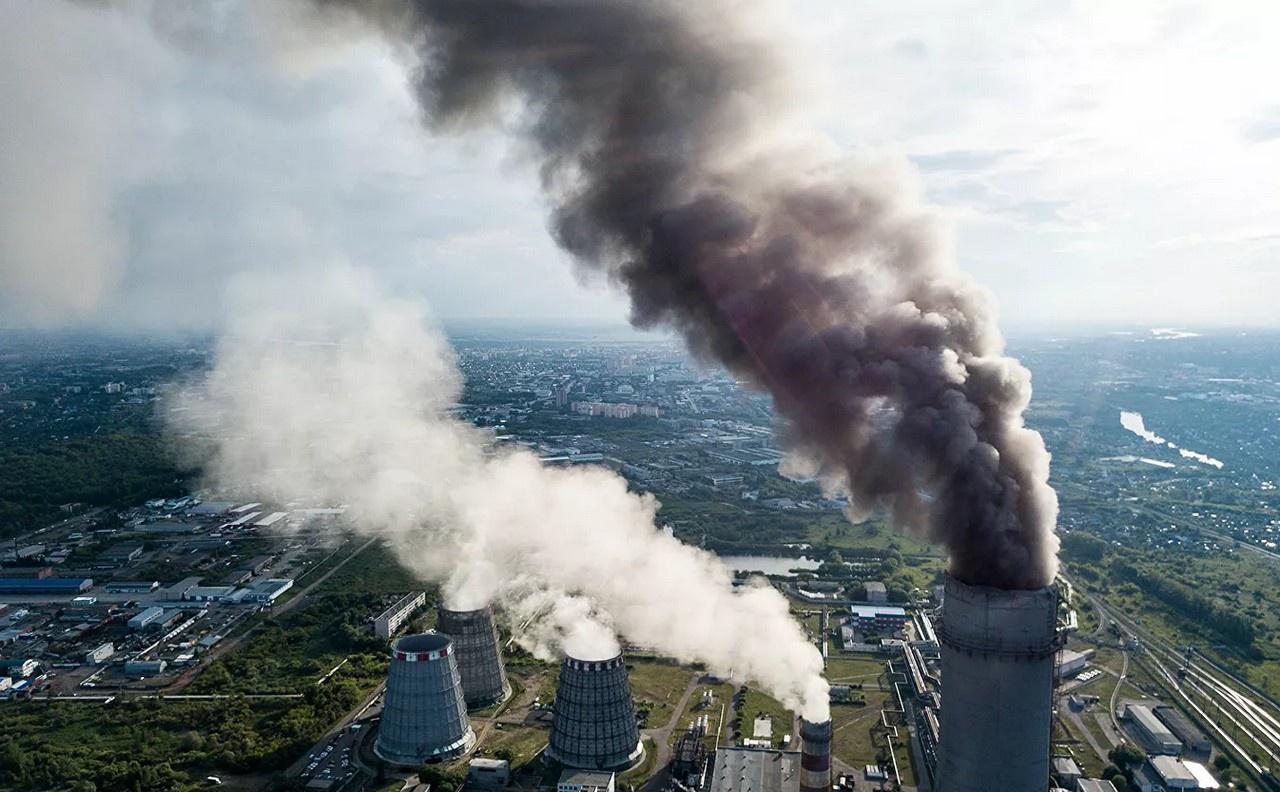Углеродный налог и бомба ветряного действия