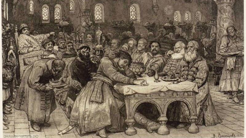 Кому на Руси пить хорошо
