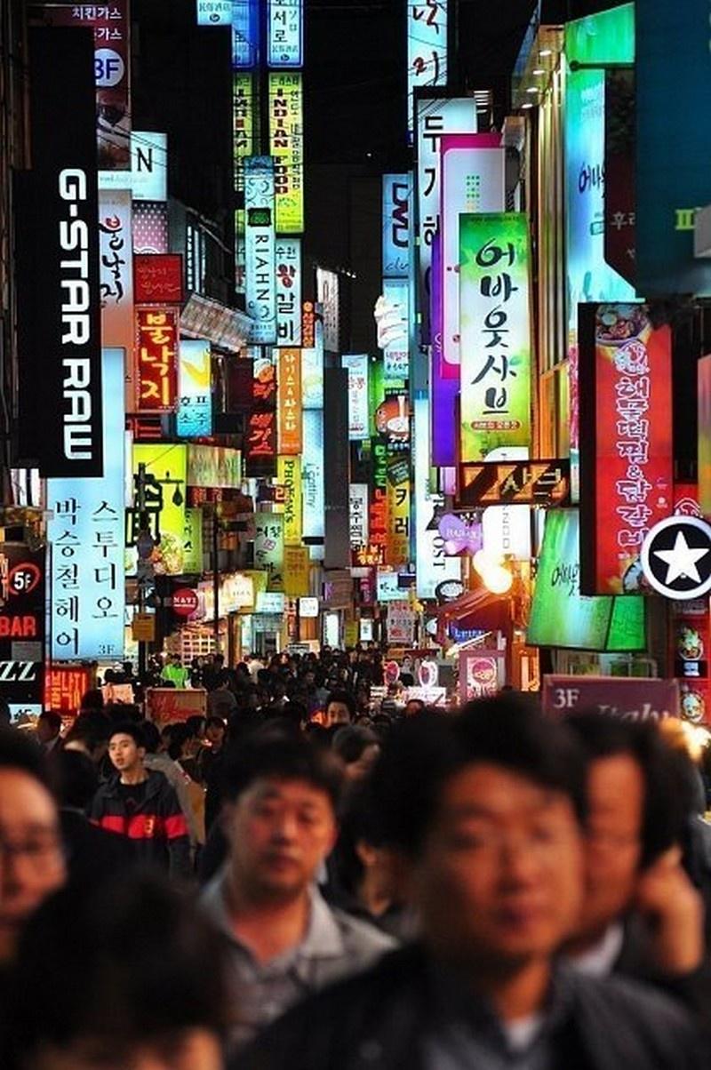 Сейчас южнокорейская экономика входит в число 15 крупнейших экономик мира.