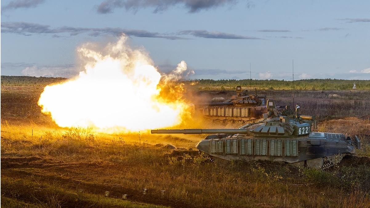 «ЗАПАД-2021» Рубеж открытия огня