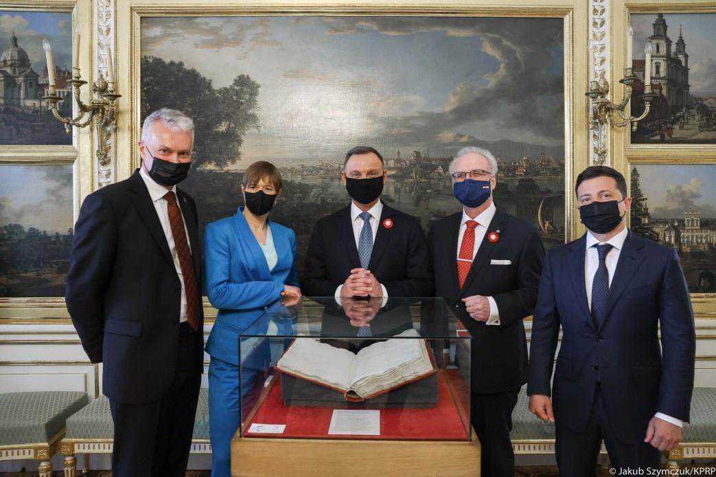 Встречу лидеров Польши, Прибалтики и Украины 5 мая этого года польские журналисты восторженно «окрестили» предтечей нового «Варшавского договора-2», но уже направленного против России.