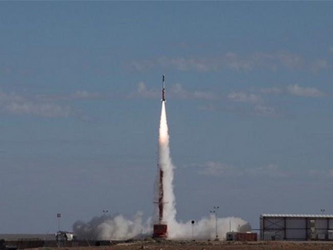 DST Group и Исследовательская лаборатория ВВС США совершили запуск HIFiRE 5 с полигона Вумера в Южной Австралии.