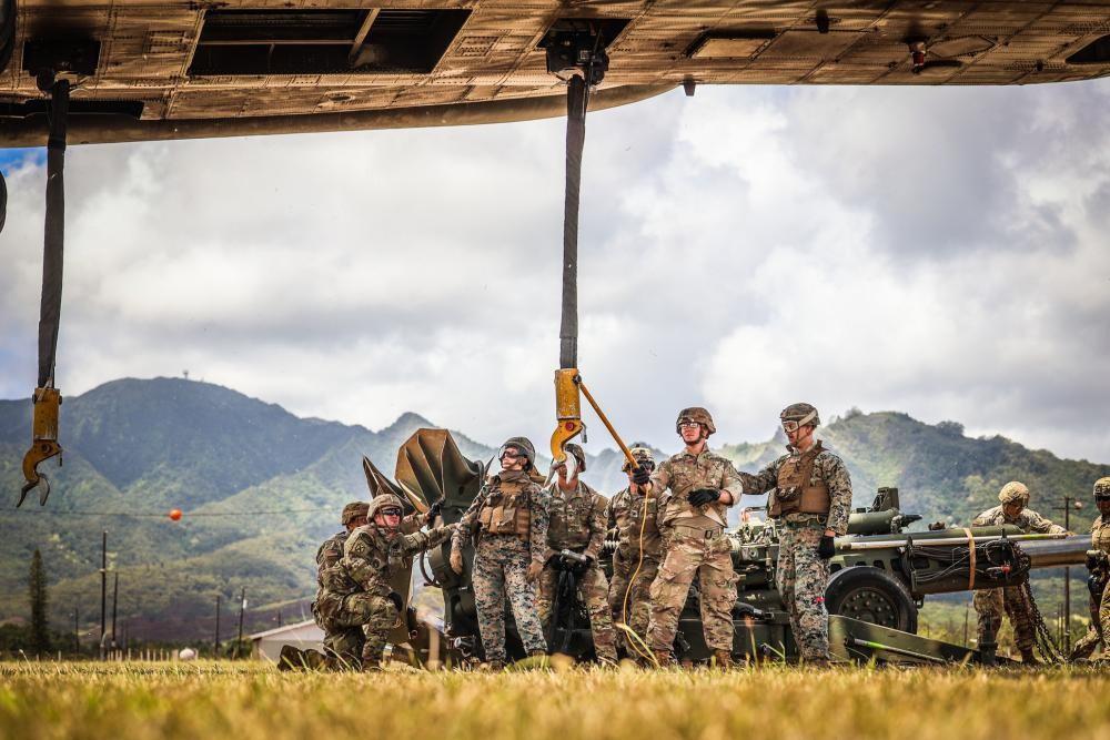 На программу модернизации обороны Индо-Тихоокеанского командования вооружённых сил США (USPACOM) Пентагон выделил свыше 45 млрд долларов.