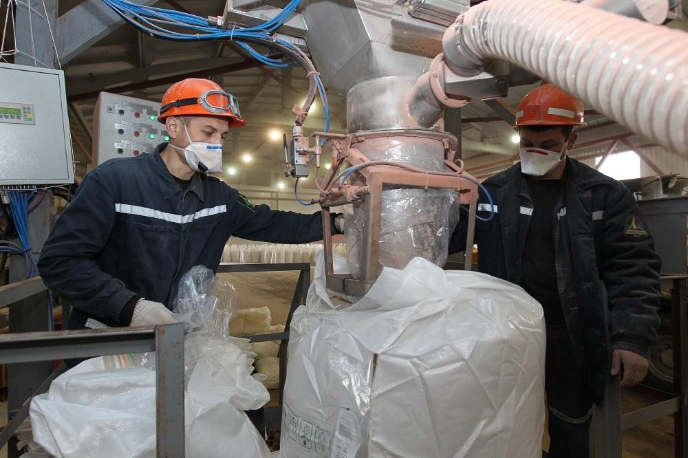 Брюссель запретил импорт в ЕС белорусского хлорида калия с определённым содержанием полезного вещества.