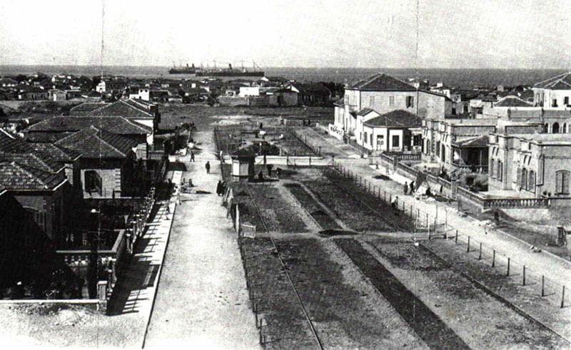 Тель-Авив, 1922 год.