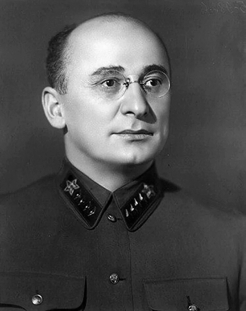 Лаврентий Берия. Фото 1941 года.