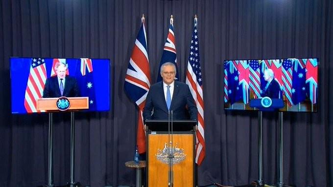 Премьер-министр Австралии Скотт Моррисон заявил, что Австралия аннулирует соглашение с Францией и намерена строить атомные подводные лодки.