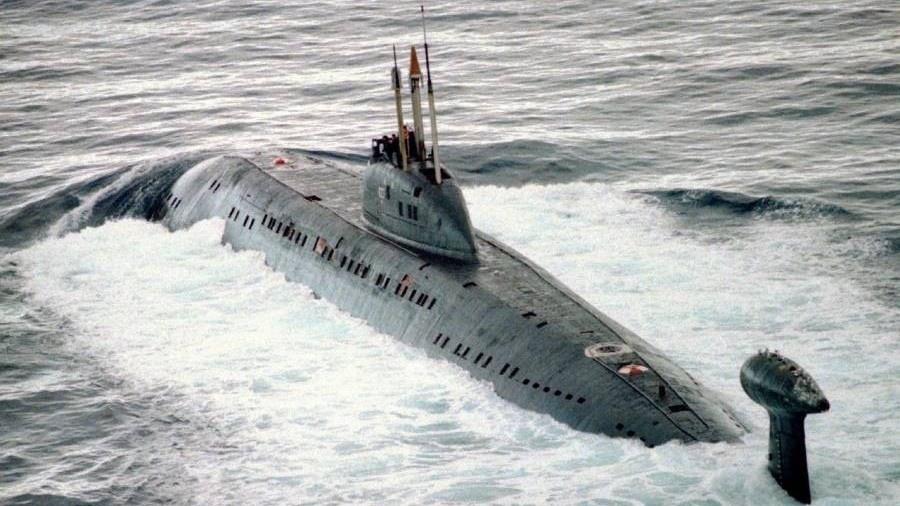 Пять подводных лодок Союза у американских берегов