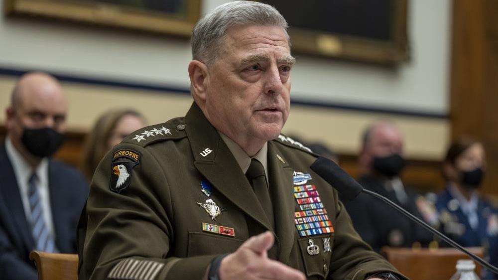Генерал Милли не захотел воевать за Трампа