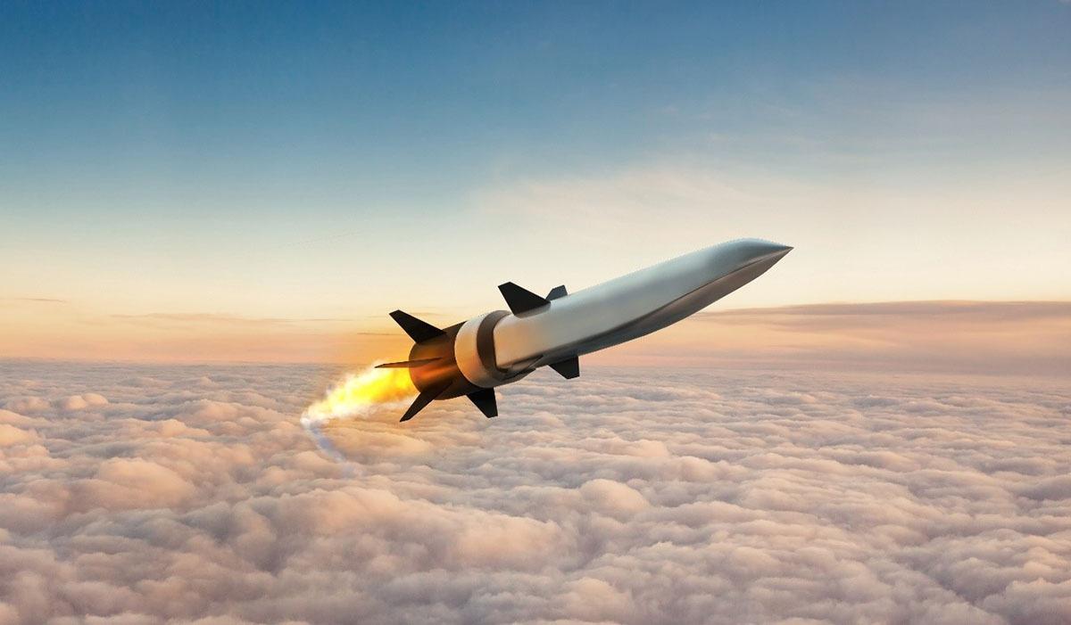 Американская гиперзвуковая ракета Hypersonic Air-breathing Weapon Concept (HAWC).