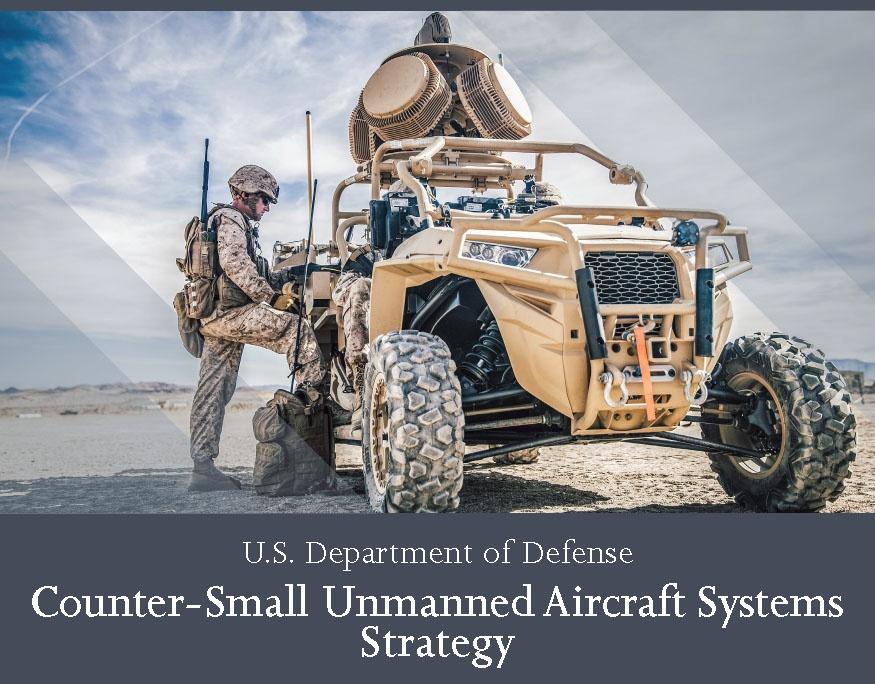 Стратегический документ Пентагона по «Противодействию малым беспилотным авиационным системам».