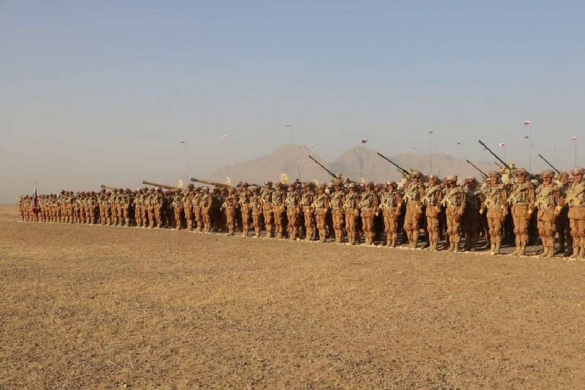 В Таджикистане на полигоне «Харб-Майдон» прошло совместное учение вооружённых сил России, Таджикистана и Узбекистана.