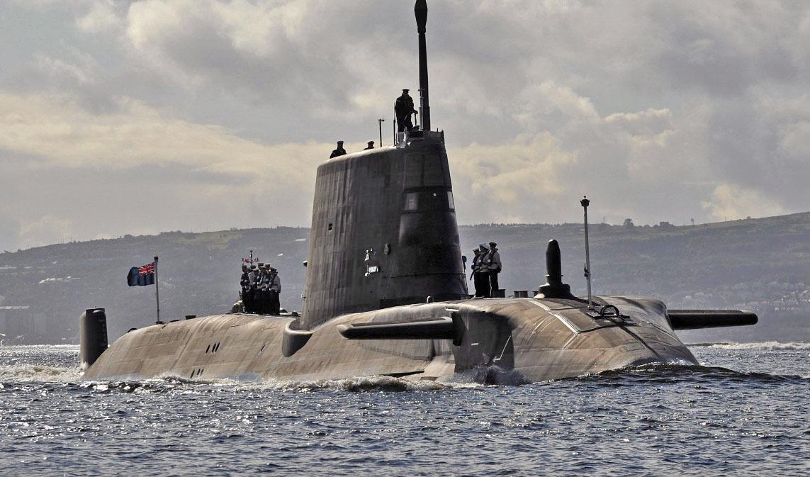 Австралия может рассчитывать на получение атомных подводных лодок типа Astute или Virginia.