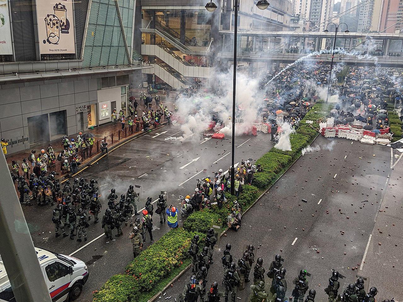 В 2019 году Гонконг стал местом очередной попытки цветной революции.