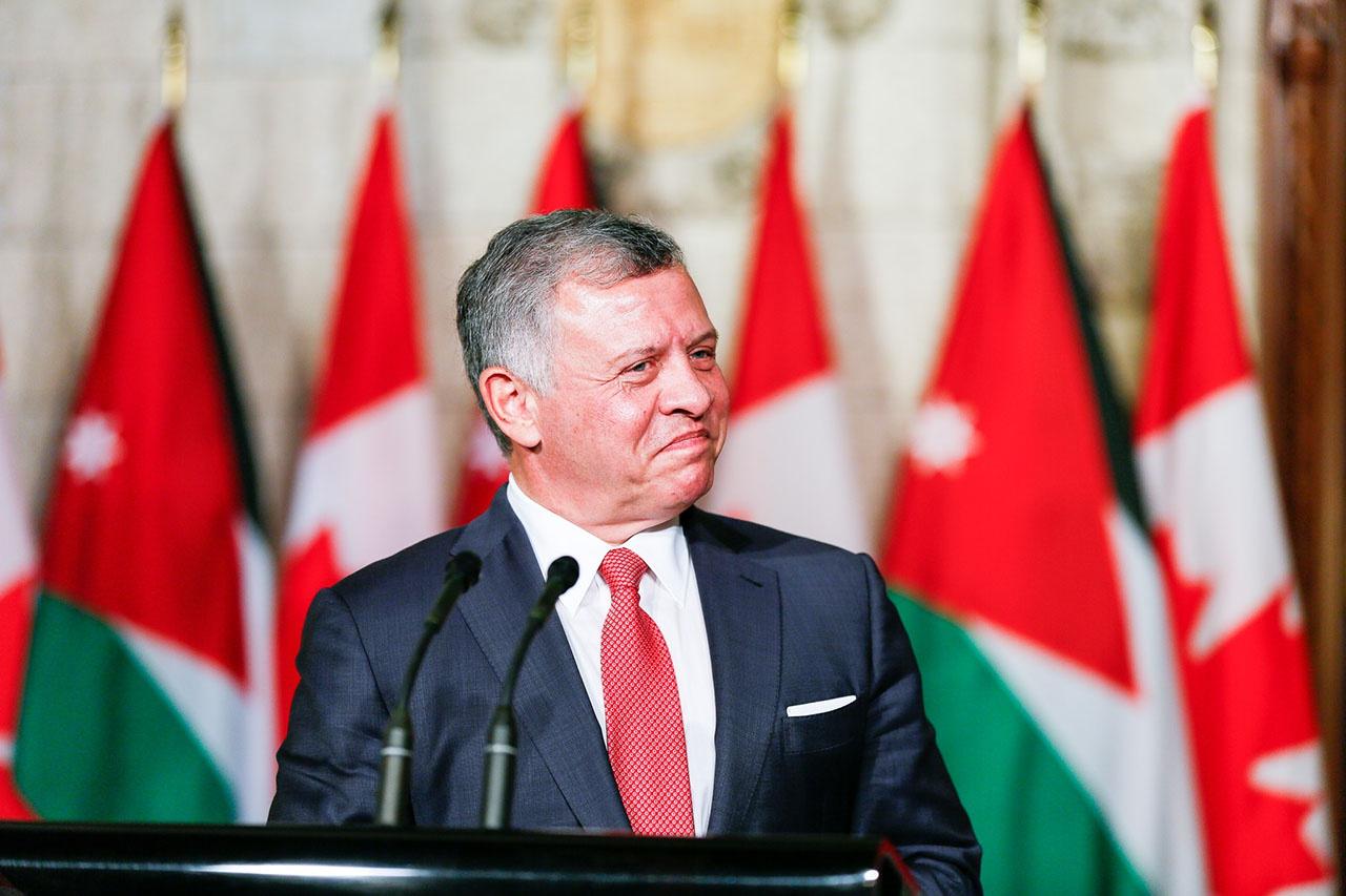 Первым в списке «Досье Пандоры» стоит иорданский король Абдалла II.