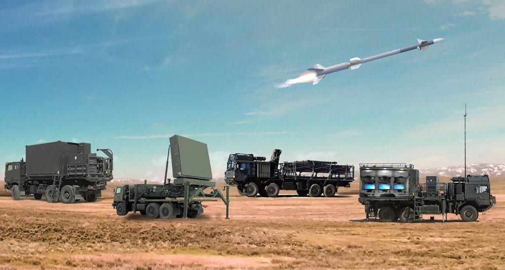 Чешская армия приобрела новейший израильский зенитно-ракетный комплекс ПВО SPYDER SR.