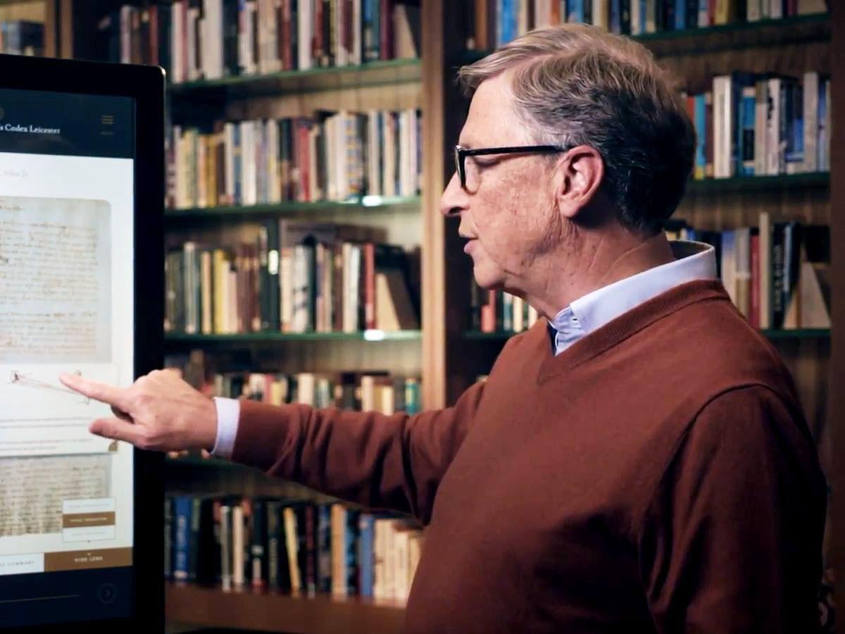 Билл Гейтс предсказывал пандемию ещё в 2017 году.