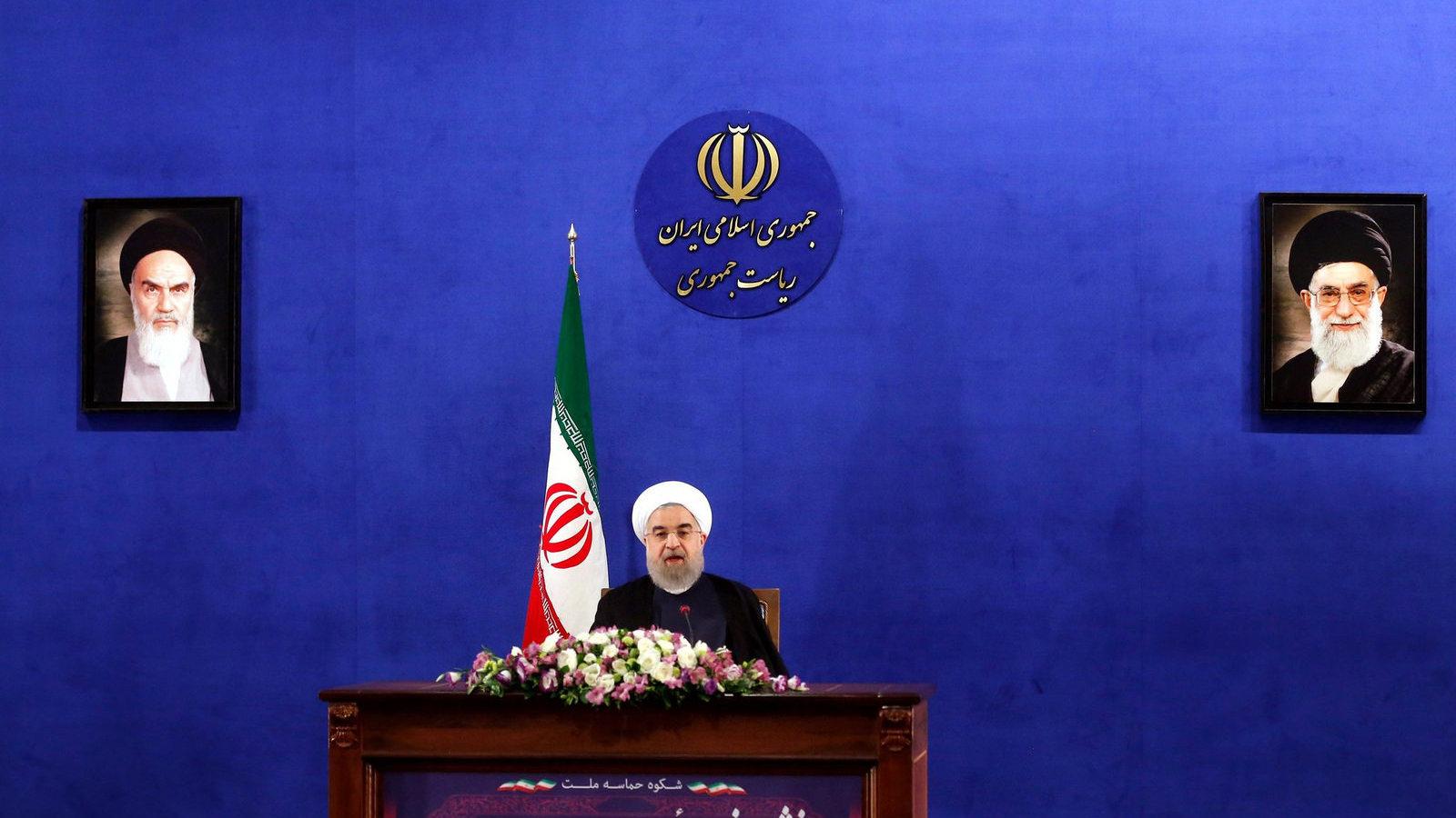 Над Тегераном занесли карающий  меч