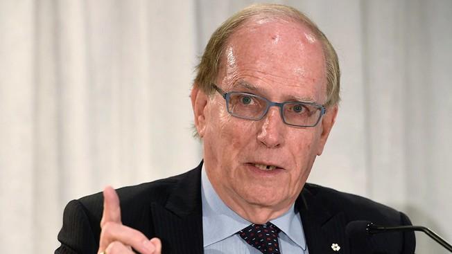Ричард Макларен - глава комиссии WADA по расследованию обвинений в допинг-махинациях на Олимпиаде-2014 в Сочи