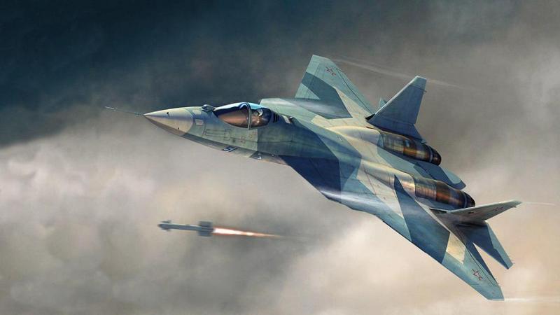 Совместный проект самолета 5-го поколения