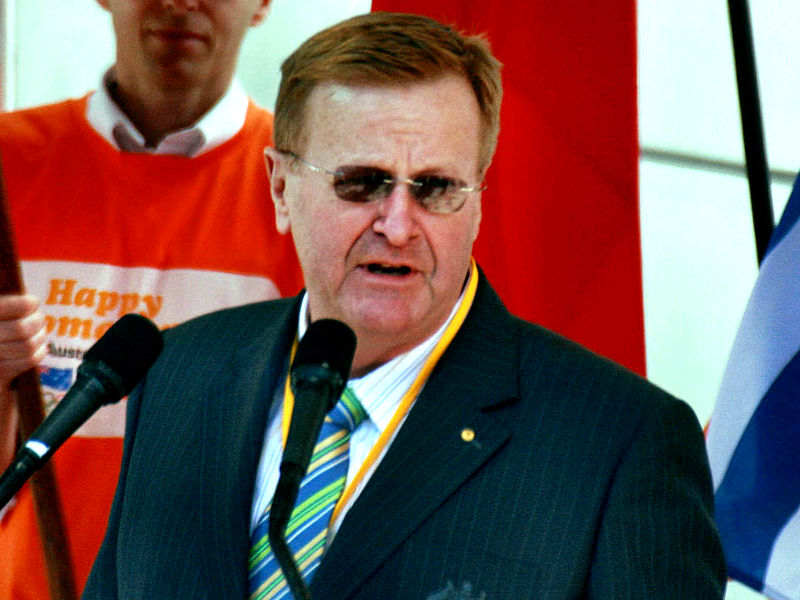 Президент Спортивного арбитражного суда Джон Доулинг Коутс