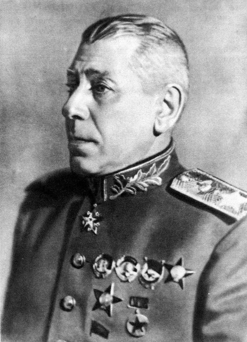 Маршал Советского Союза Борис Михайлович Шапошников