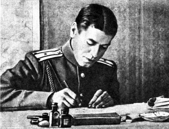 Полковник Борис Шапошников в годы Первой мировой войны