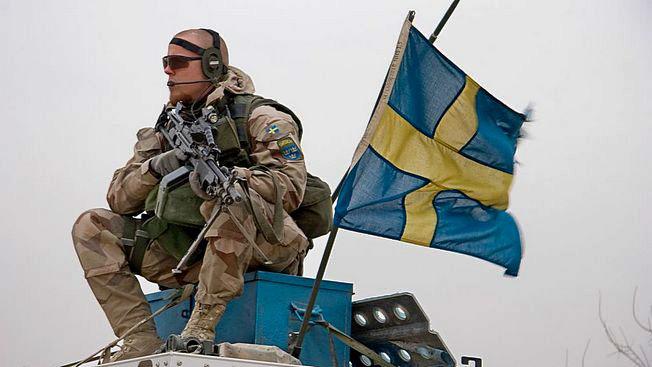 Шведы рвутся под Полтаву