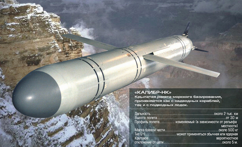 Крылатая ракета семейства