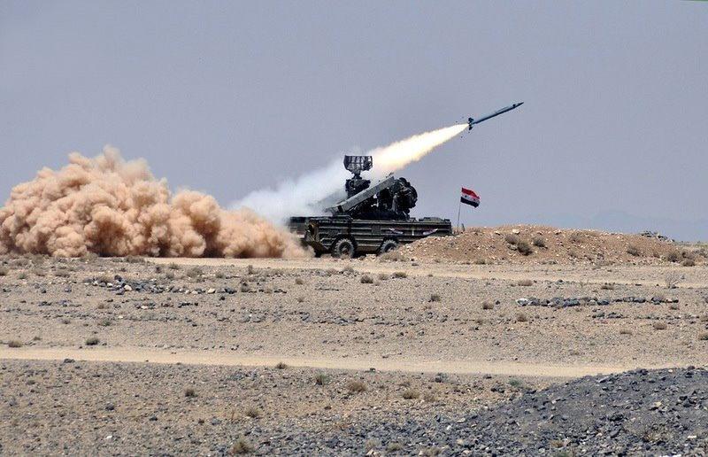 Иракский ЗРК