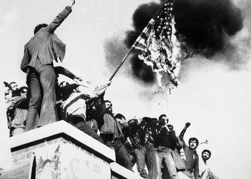 Захват американского посольства в Тегеране в 1979 году