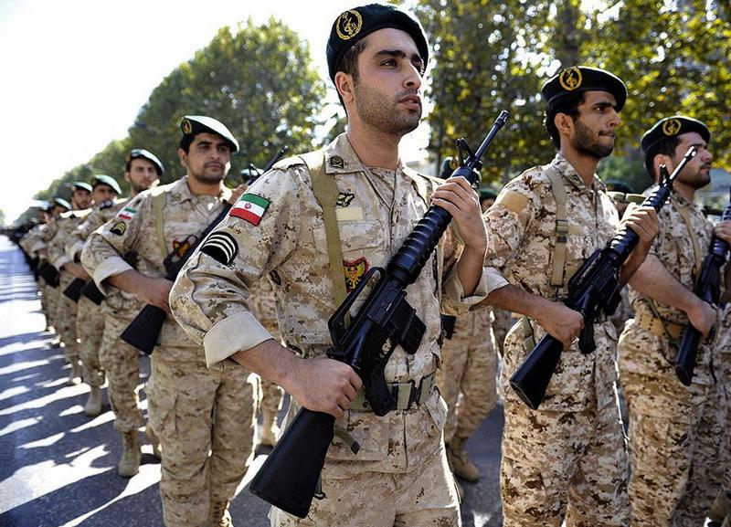 Иранская армия внесла свой вклад в борьбу с ИГ
