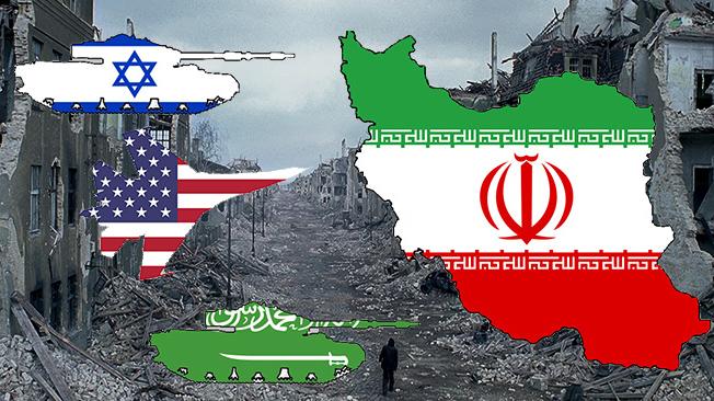 Ближний Восток уверенно скатывают к новой войне
