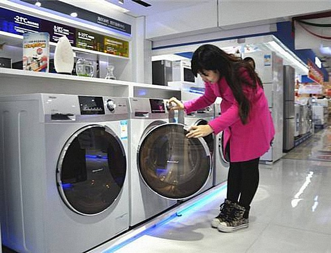 Введение пошлины на импорт китайских стиральных машин