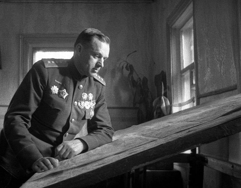 Генерал Константин Рокоссовский