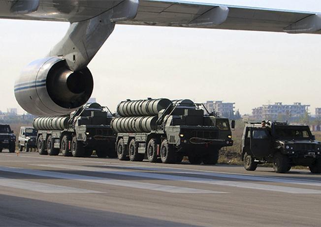 Российская техника в Сирии