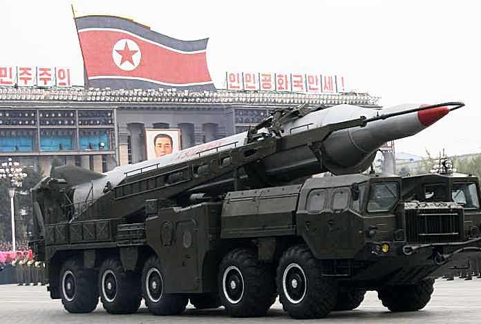 Ракетные войска НОАК КНДР