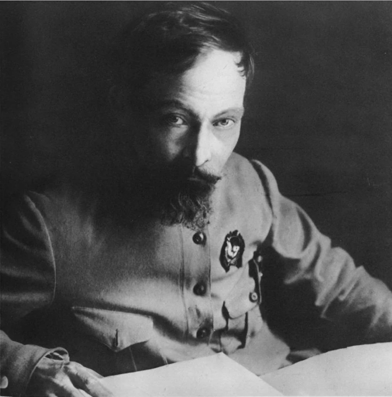 Руководитель ВЧК Феликс Дзержинский