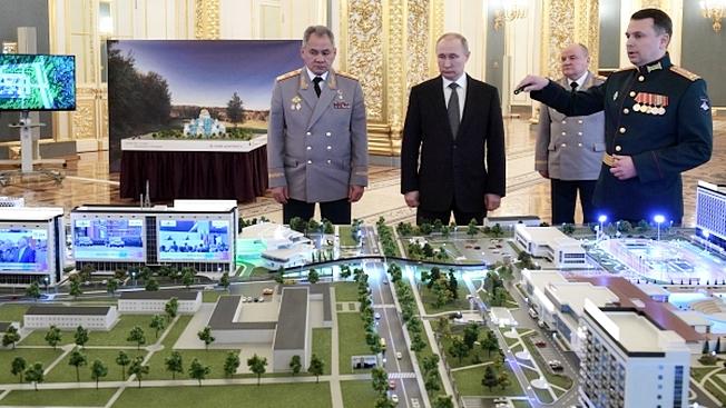 Военный эксперт Константин Сивков: «Шойгу продолжает привлекать в армию лучших выпускников вузов»