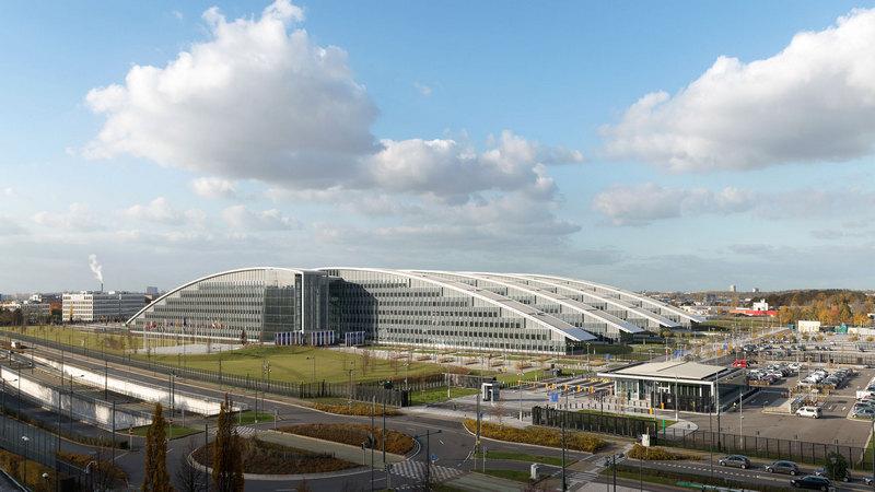 Новая штаб-квартира НАТО