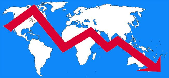 Риск глобальной рецессии очевиден