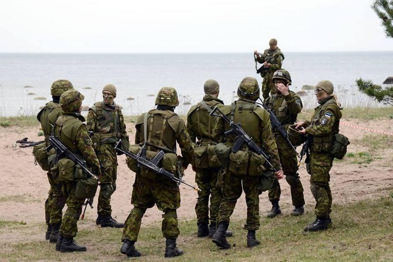 Учения «Союза обороны Эстонии» (Кайтселийта)