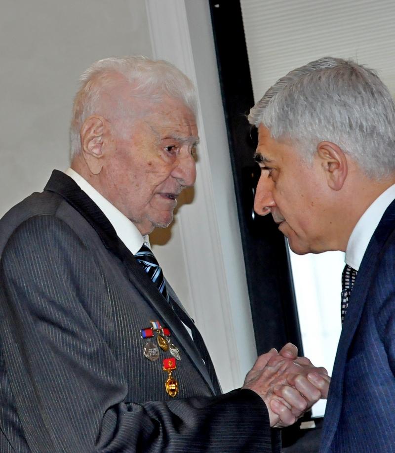 Георгий Житомирский и Михаил Погосян