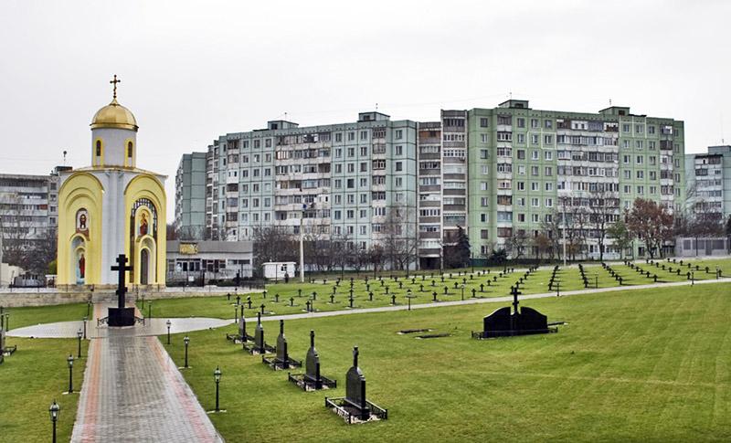 Военно-исторический мемориал. Бендеры